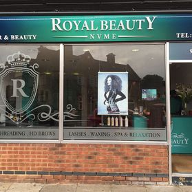 Hair salon - Royal Beauty