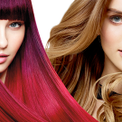 Hair color - Royal Beauty