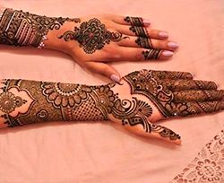 Henna and weddings - Royal Beauty